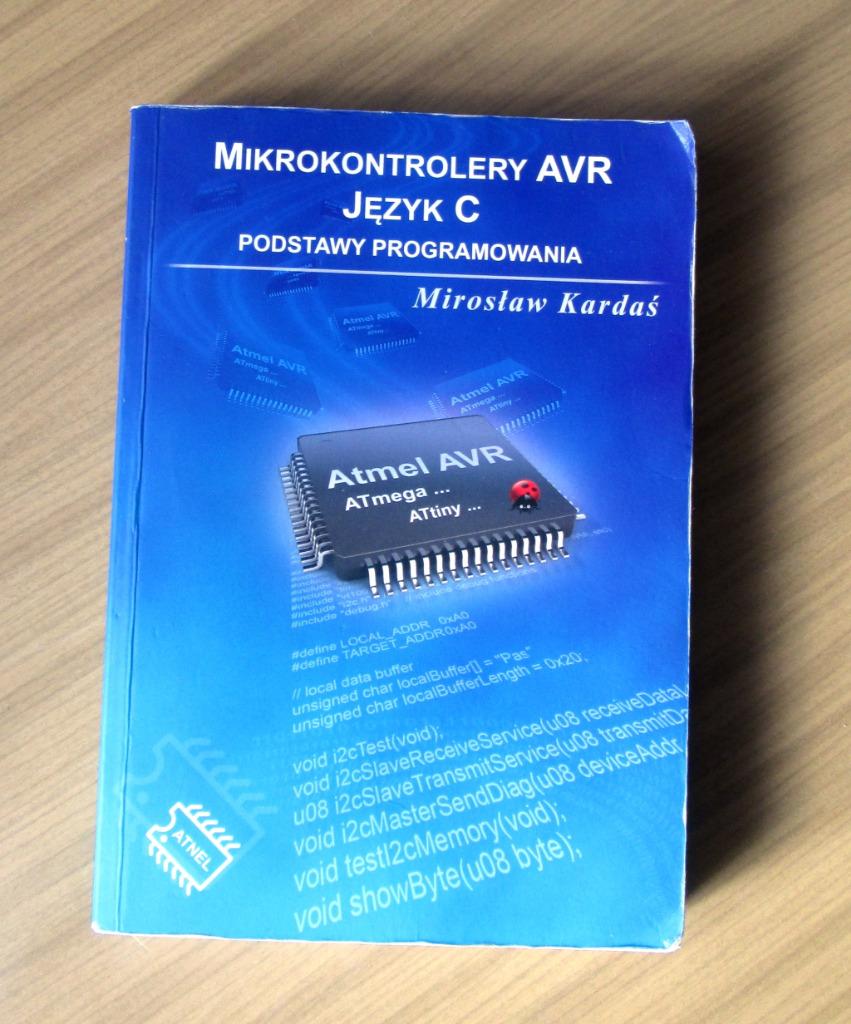 Licytacja Mikrokontrolery Avr Jezyk C Podstawy Programowania Zielona Gora Allegro Lokalnie