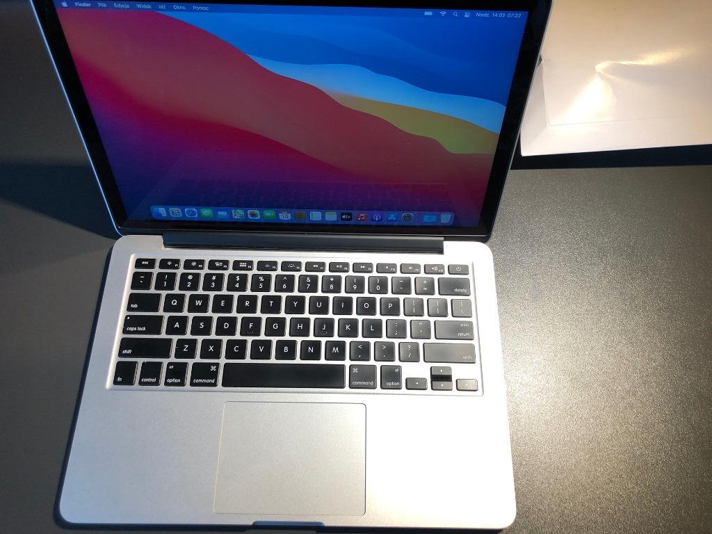Купить Apple Macbook Pro 13 i5 2.6 середина 2014 г. 8 ГБ 128 ГБ SSD на Otpravka - цены и фото - доставка из Польши и стран Европы в Украину.