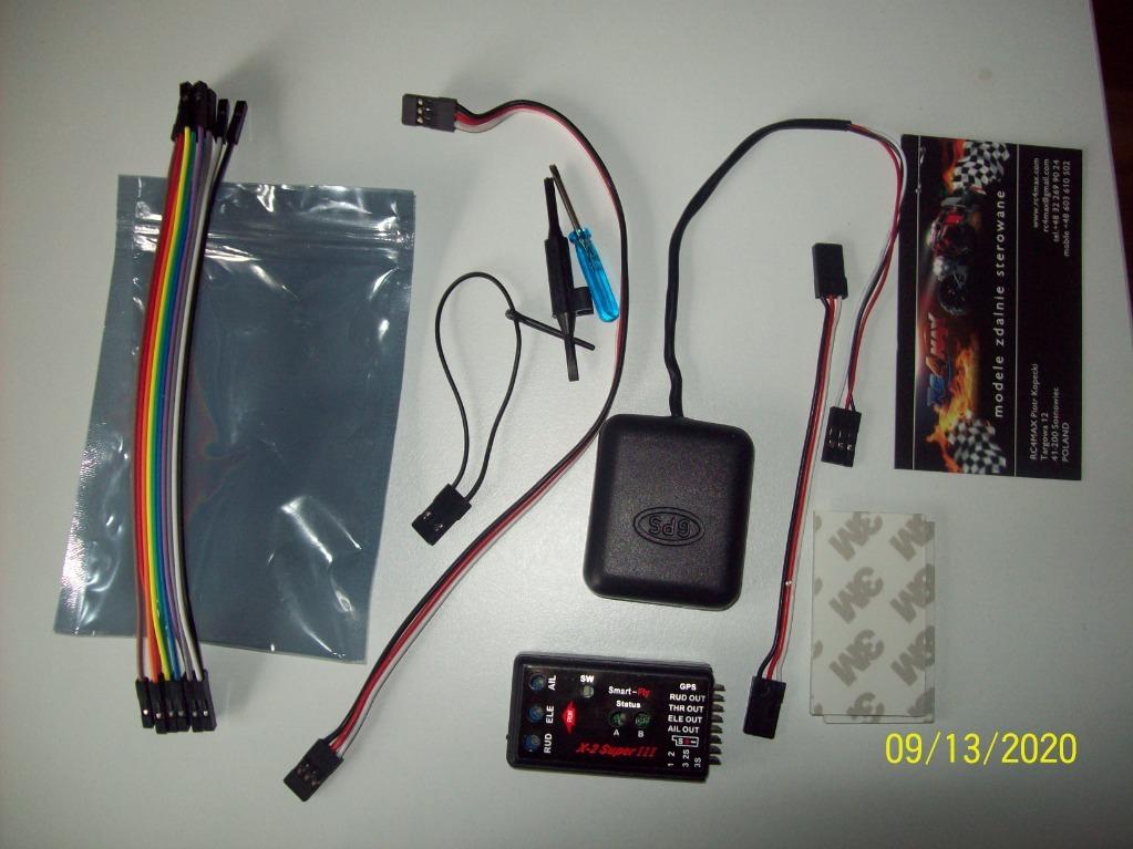autopilot rc x-2 super guide v-2 super