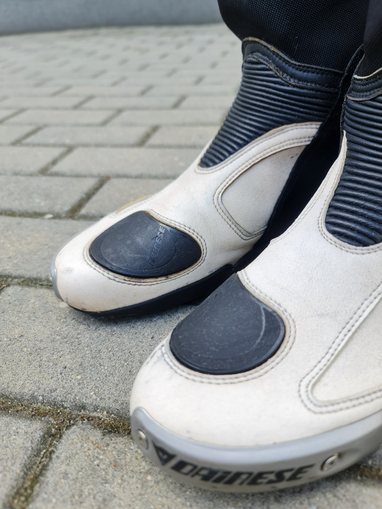 Dainese ботинки мотоциклетные 41, фото 7