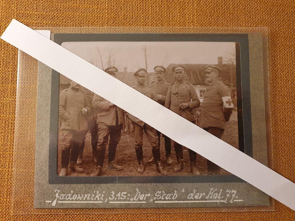 Jadowniki pow. Brzesko 9 zdjęć I wojna światowa