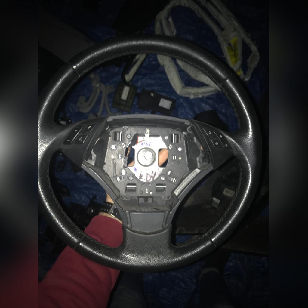 Kierownica Bmw E60 Polift Cena 150 00 Zl Kapiele Wielkie Allegro Lokalnie