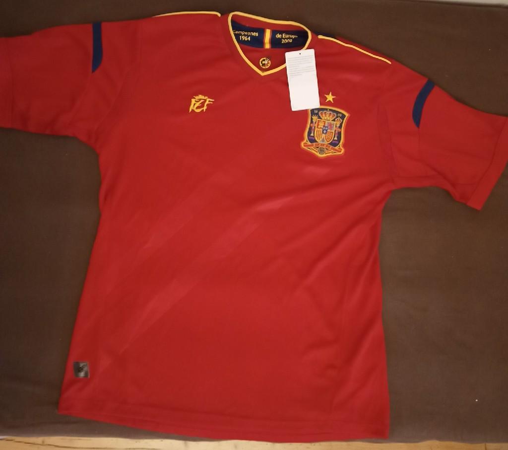 Licytacja Koszulka Reprezentacji Hiszpanii Euro 2008 Oryg Andrychow Allegro Lokalnie