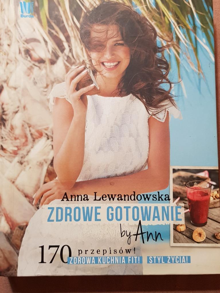 Zdrowe Gotowanie By Ann Anna Lewandowska Kup Teraz Za 27 00 Zl Wroclaw Allegro Lokalnie