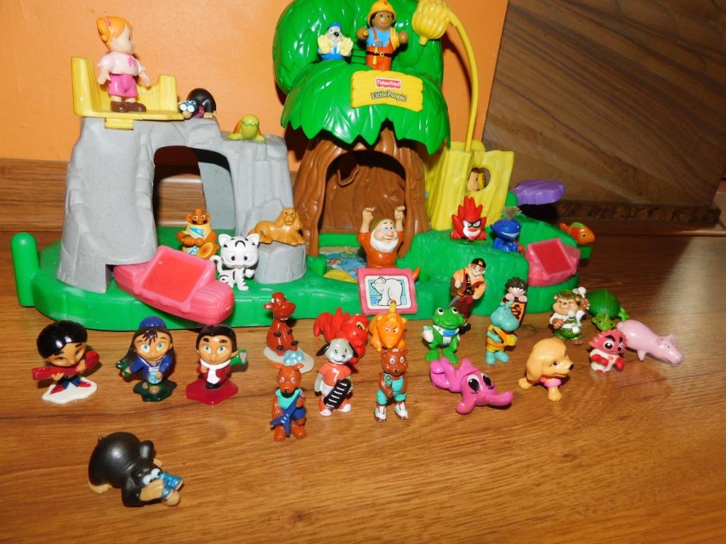 Licytacja Domek Fisher Price I Rozne Zabawki 33 Sztuk Zamosc Allegro Lokalnie