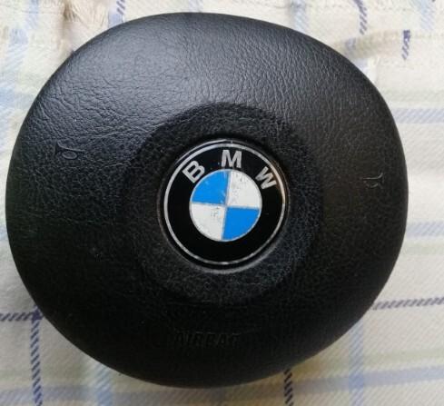 AIRBAG BMW ПОДУШКА ВОЗДУШНАЯ РУЛЯ OD BMW
