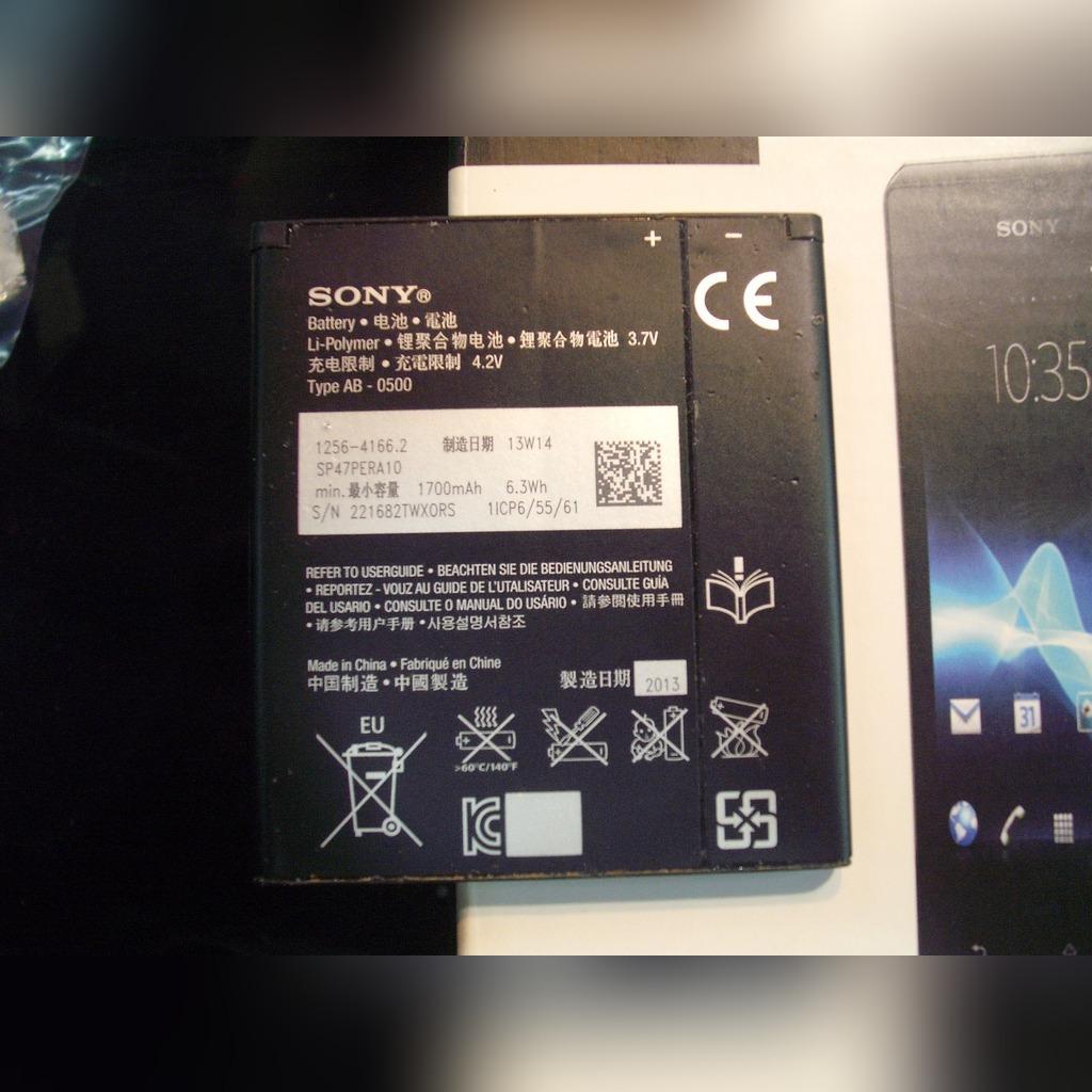 Bateria Sony Xperia J St26i Kup Teraz Za 4 99 Zl Suwalki Allegro Lokalnie