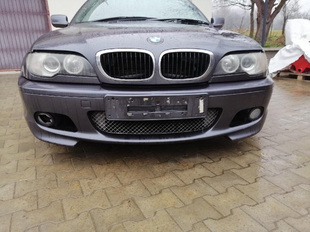 Zderzaki Przod Tyl Progi Bmw E46 Coupe M Pakiet Cena 1700 00 Zl Grodek Nad Dunajcem Allegro Lokalnie