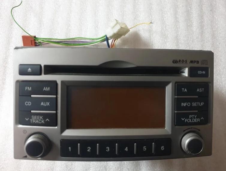 радио cd к kia hyundai оригинальные 961501d620am0g