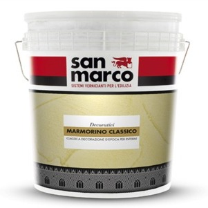 Tynk dekoracyjny San Marco Marmorino Classico 25kg
