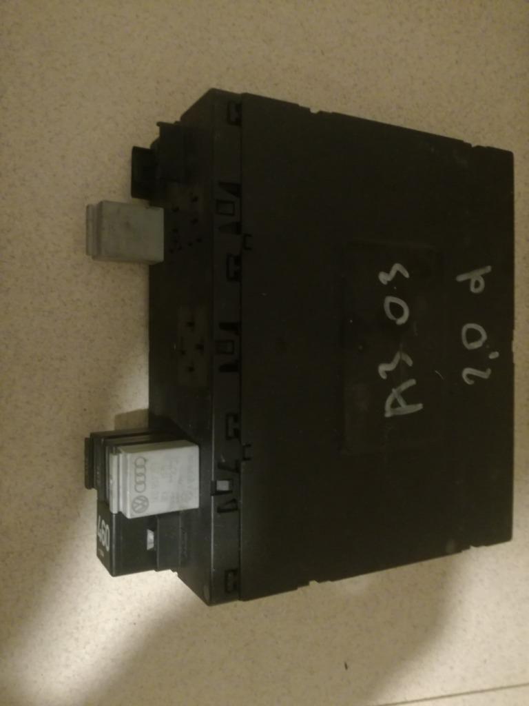 модуль драйвер комфорта audi a3 8p0 907 270 a