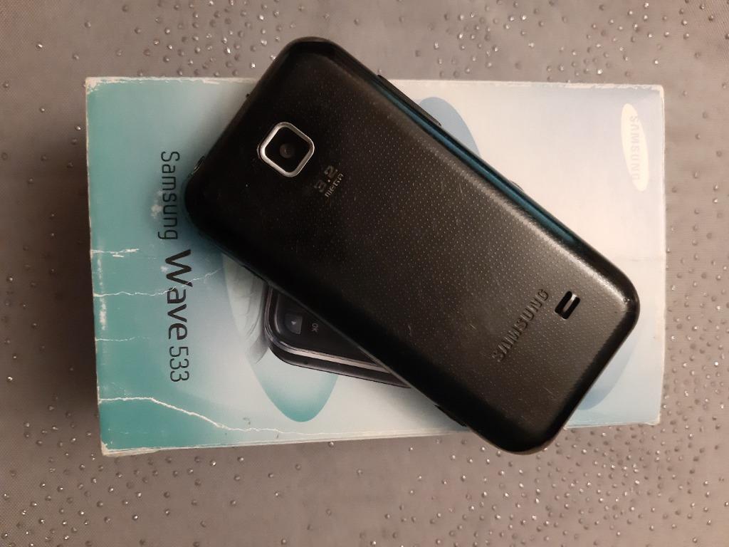 Samsung Wave 533 Kup Teraz Za 10 00 Zl Lezajsk Allegro Lokalnie