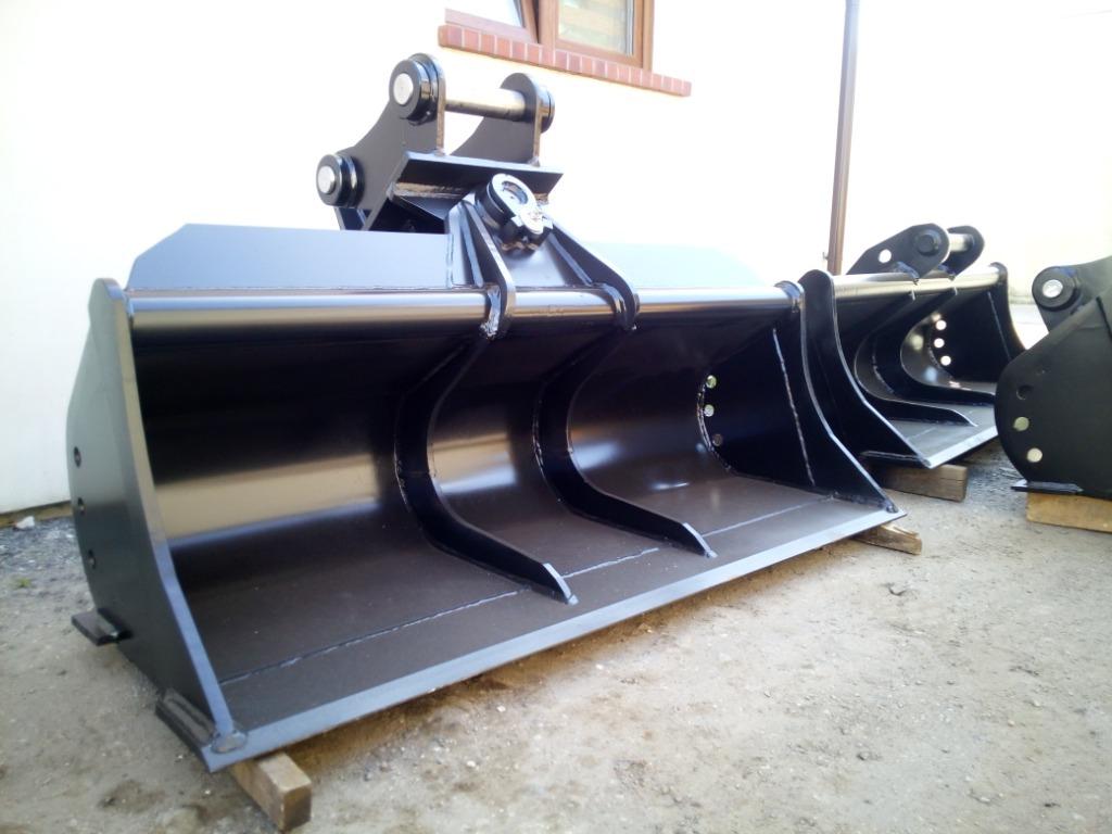 Łyżka Skarpowa hydrauliczna 0,6m3