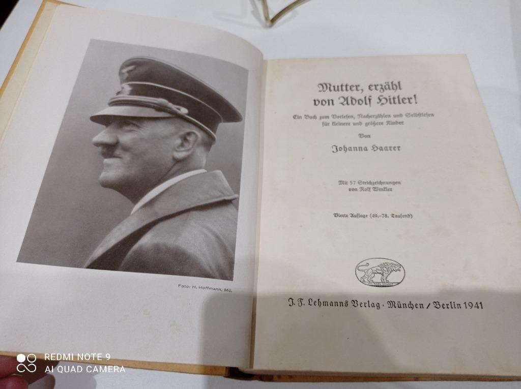 Пропаганда третьего рейха бормочет эрцаль адольф гитлер