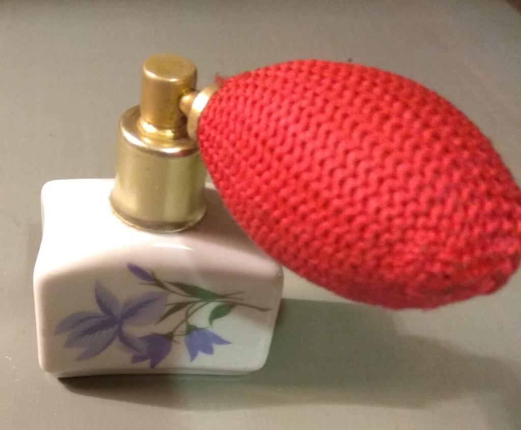 Ceramiczny atomizer do perfum z PRL-u