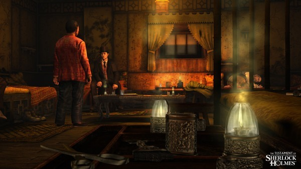 The Testament Of Sherlock Holmes Klucz Steam Kup Teraz Za 11 99 Zl Tarnow Allegro Lokalnie
