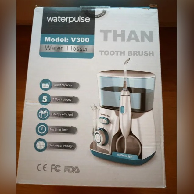 Irygator зубной Waterpulse V300 + доставка