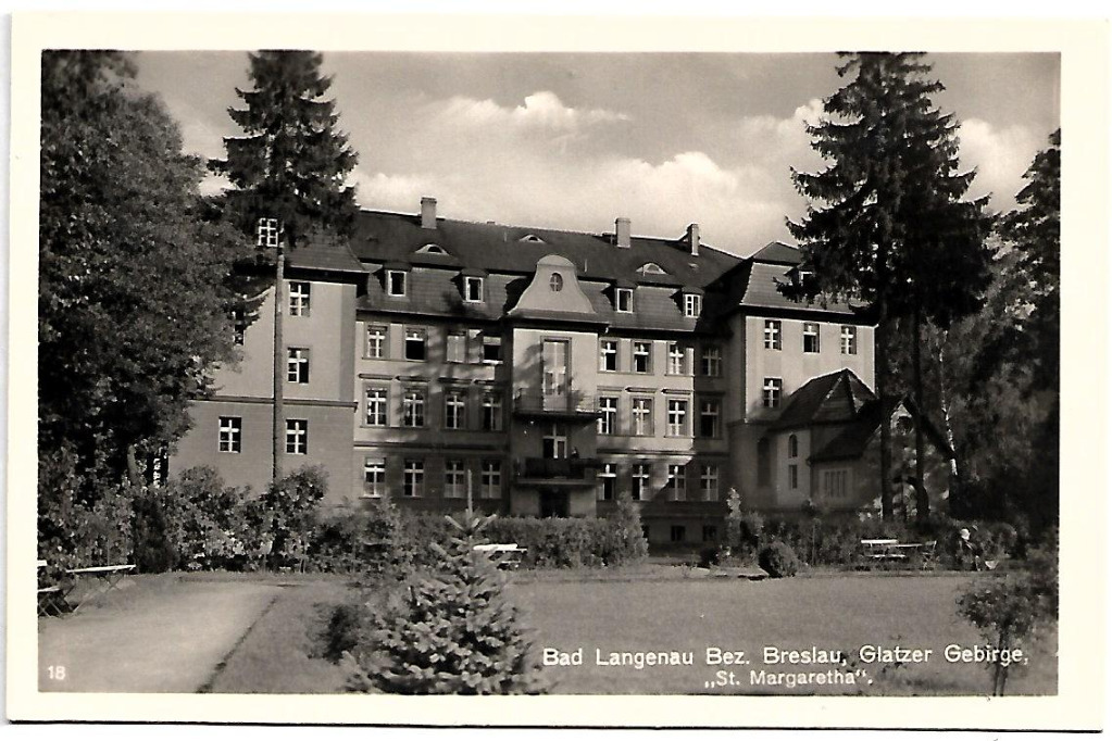 Długopole Zdrój, (Bad Langenau).