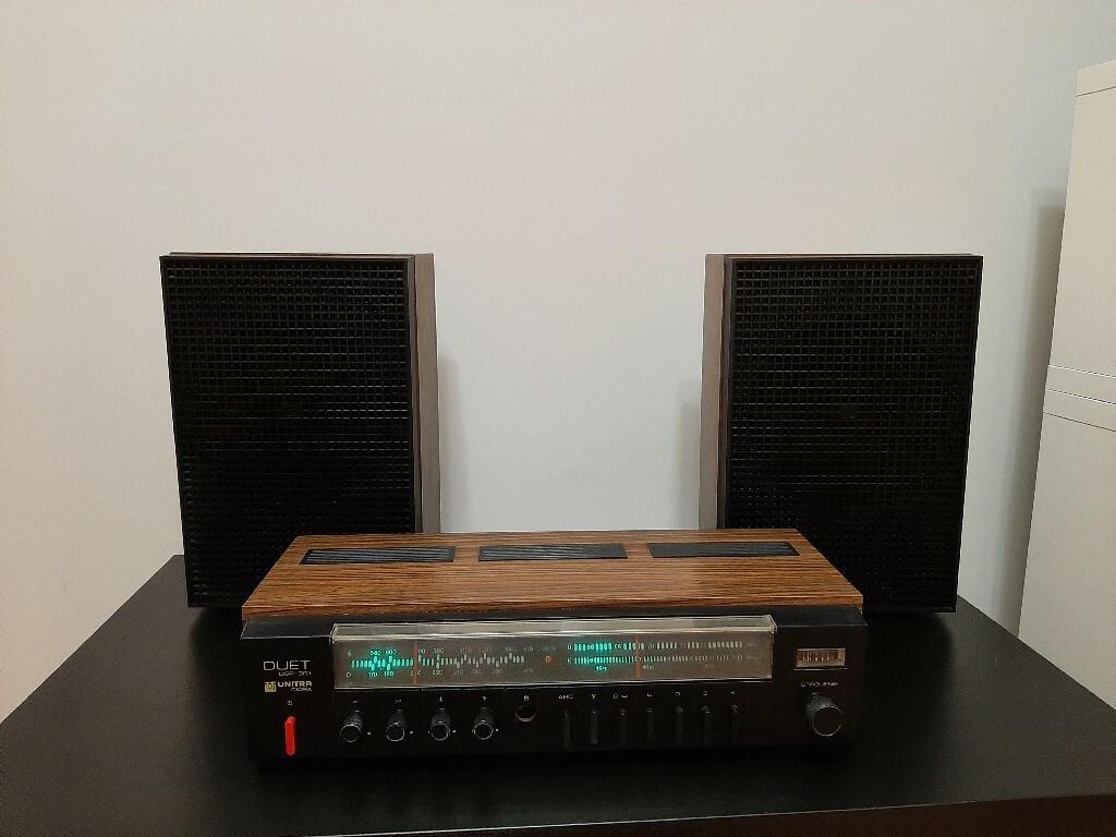 Radio Unitra Diora Duet DSP- 301