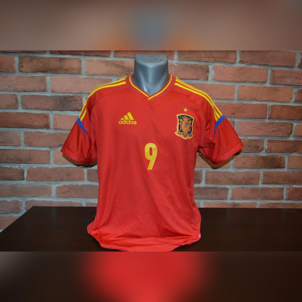 Koszulka Rep Hiszpanii F Torres M Kup Teraz Za 59 00 Zl Dzialoszyn Allegro Lokalnie
