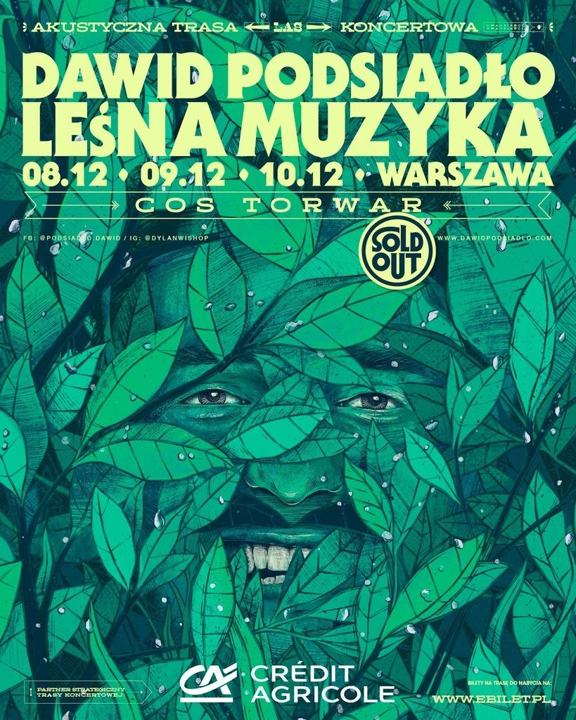 Licytacja Bilet Na Koncert Dawid Podsiadlo Warszawa 10 12 Katowice Allegro Lokalnie