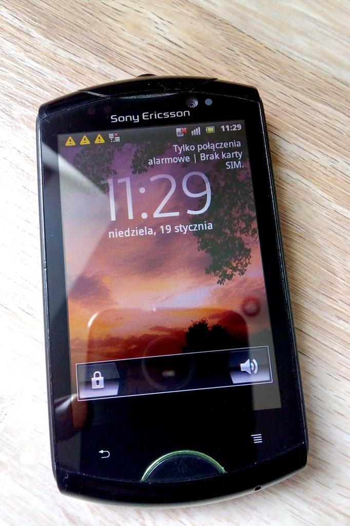Licytacja Smartfon Sony Ericsson Live Walkman Wt19i Wroclaw Allegro Lokalnie