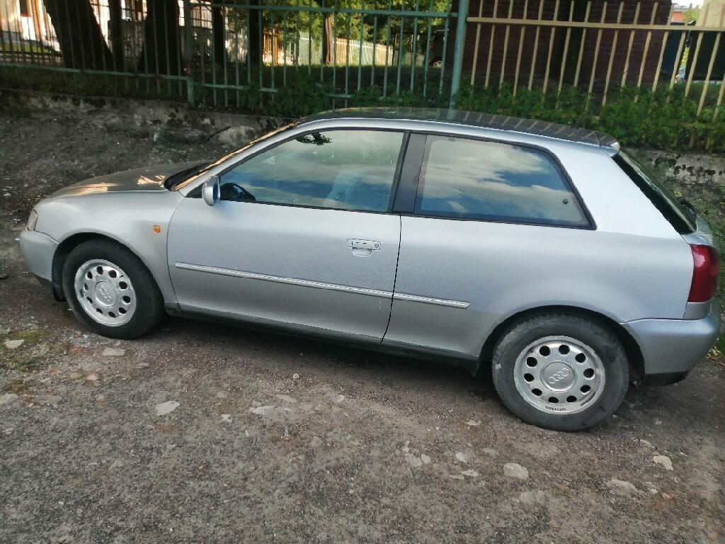 Used Audi A3 1.8