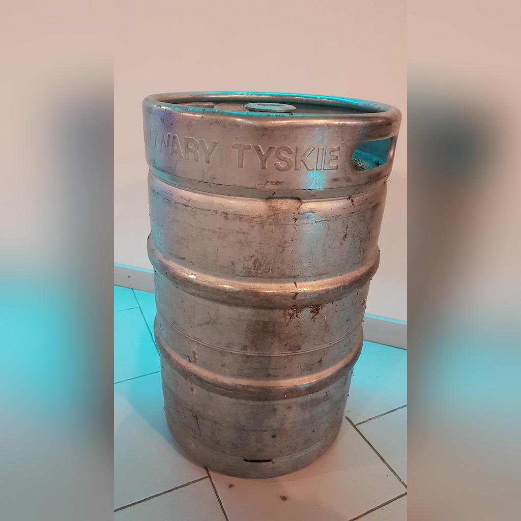 Keg 50l Beczka Po Piwie Kup Teraz Za 150 00 Zl Leszno Allegro Lokalnie