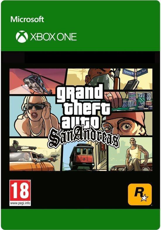 Gta Grand The Auto San Andreas Xbox One Kup Teraz Za 4 90 Zl Opole Allegro Lokalnie