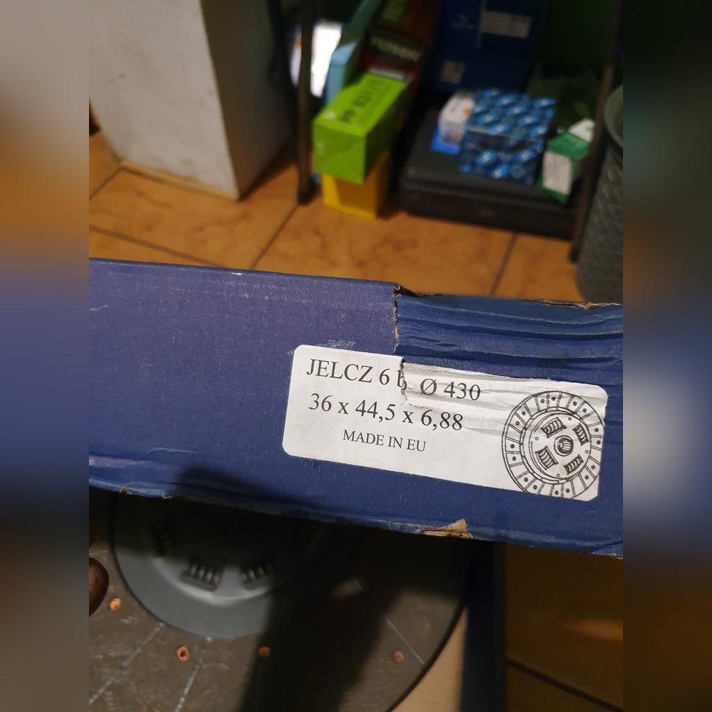 Ведомый диск сцепления Jelcz