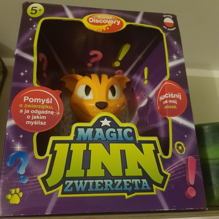 Dumel Discovery Magic Jinn 60310 Nowa Kup Teraz Za 79 00 Zl Wroclaw Allegro Lokalnie
