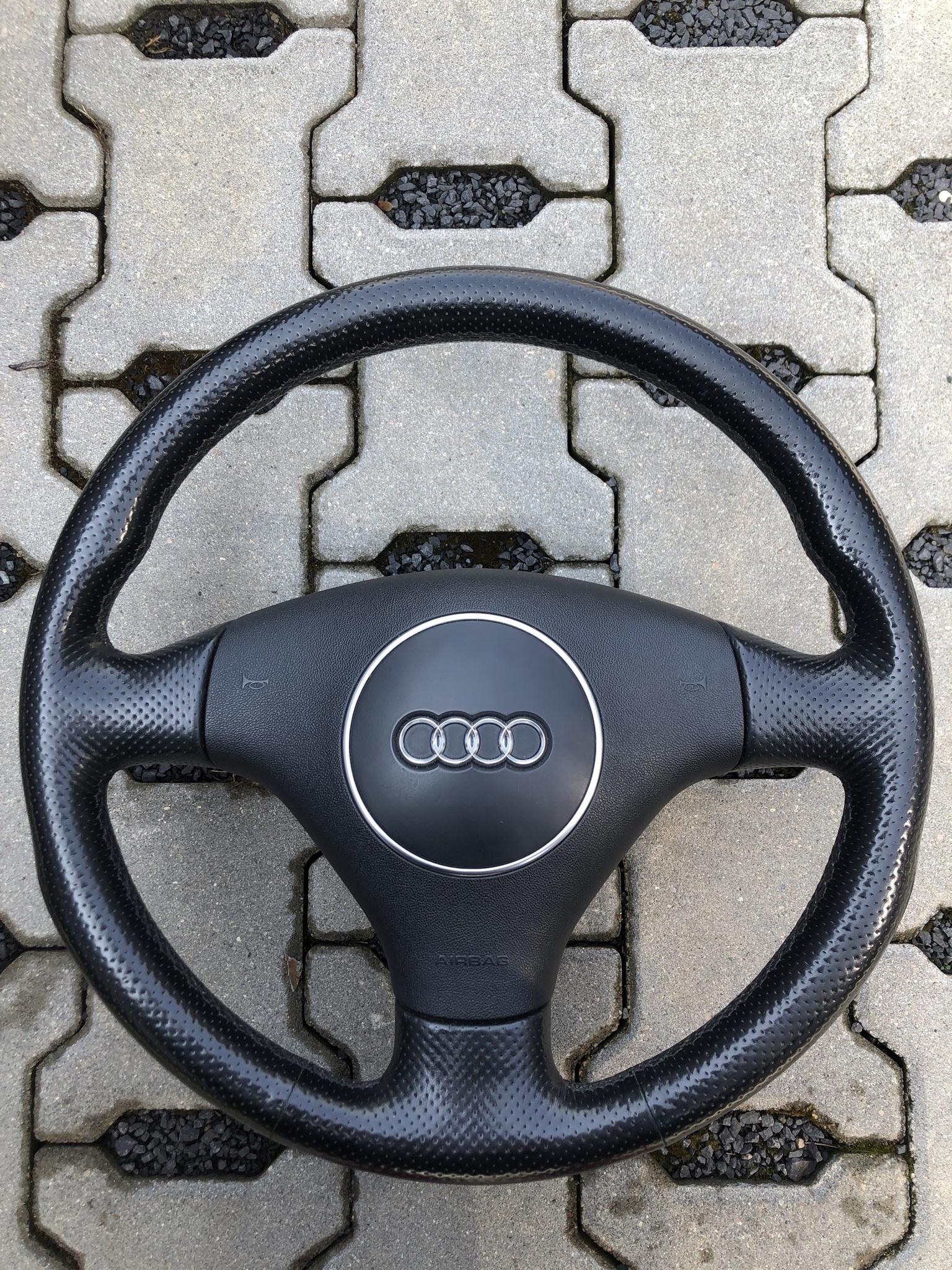 руль z подушка к audi a3 8l 8p airbag