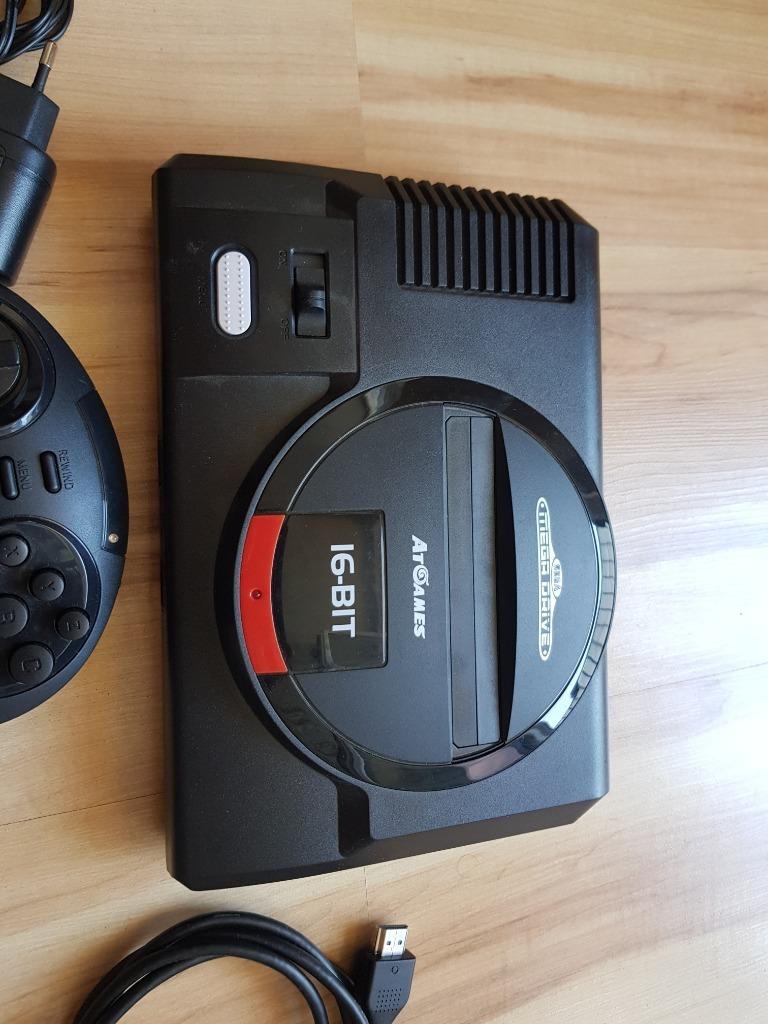 Купить Консоль Sega Genesis HDMI Pads 2,4 ГГц на Otpravka - цены и фото - доставка из Польши и стран Европы в Украину.