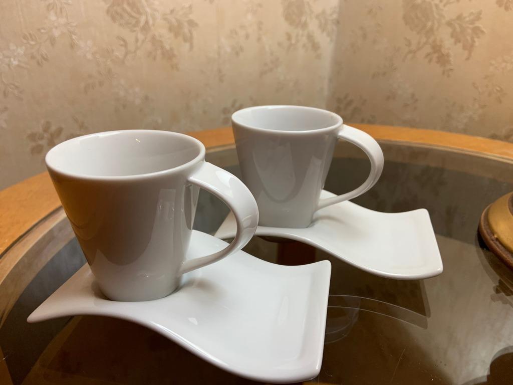 Filiżanki do Espresso 2 sztuki