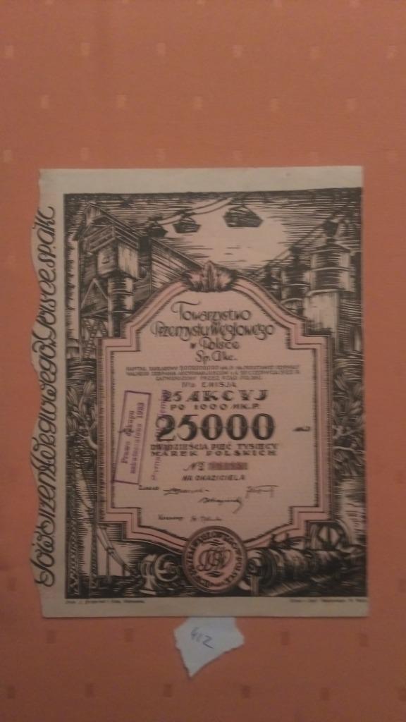 Купить Общество угольной промышленности Польши 1923 г. на Otpravka - цены и фото - доставка из Польши и стран Европы в Украину.
