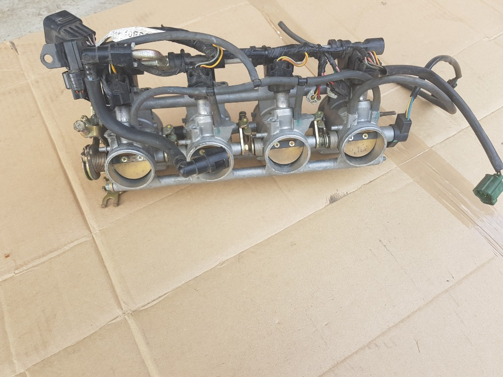 Двигатель suzuki gsxr k3 750 запчасти gsxr 750, фото 6