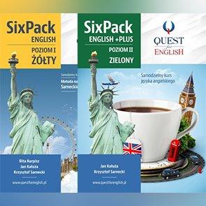 Kurs Angielskiego Six Pack Zolty Zielony Kup Teraz Za 500 00 Zl Czestochowa Allegro Lokalnie