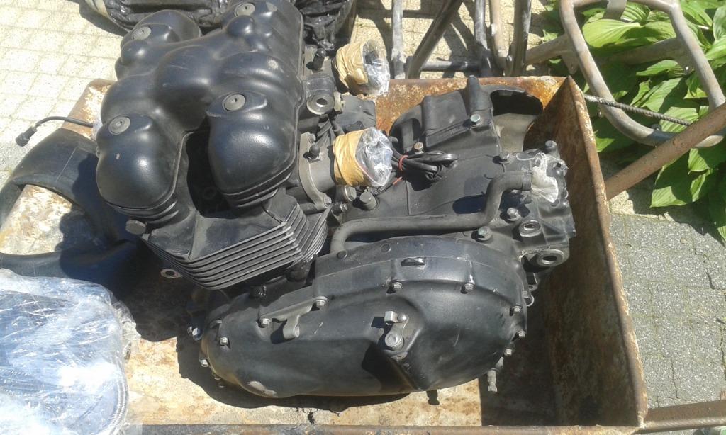 Двигатель triumph 900, фото 2