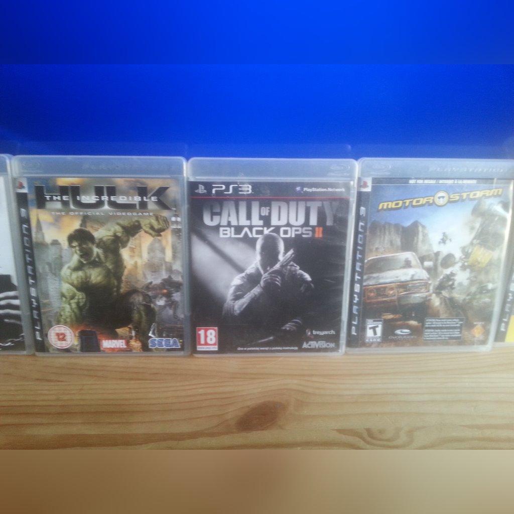 Ps3 Playstation 3 Slim 250gb Gratis Pelno Gier Kup Teraz Za 520 00 Zl Gdansk Allegro Lokalnie