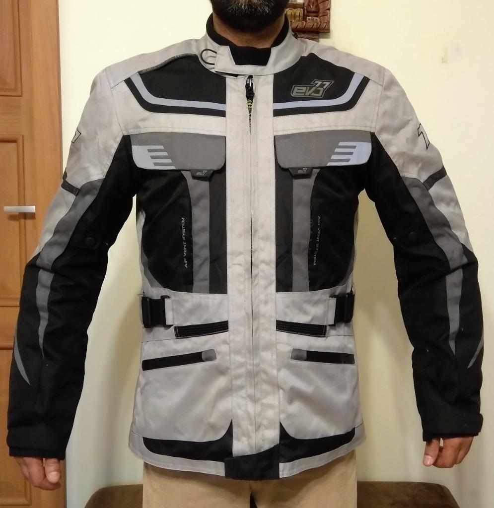 Куртка мотоциклетная evo77 highway туристическая roz s, фото 0