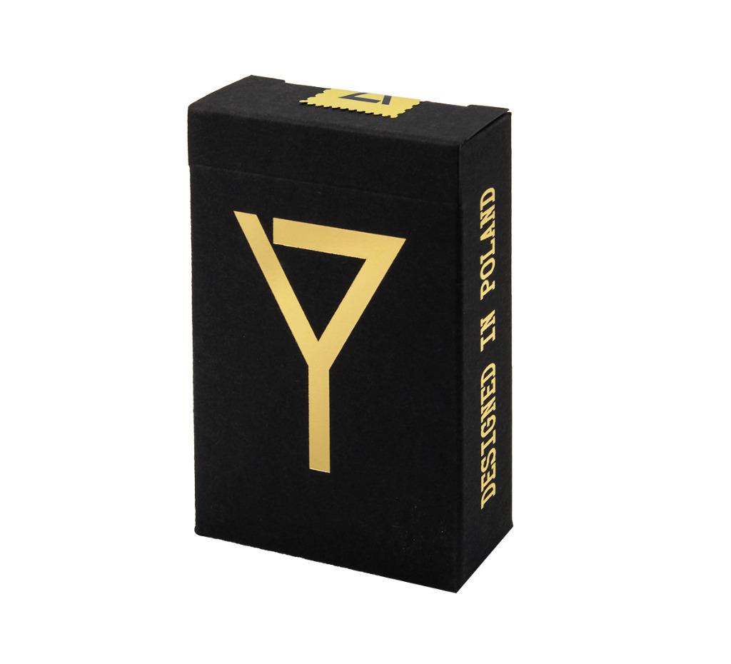 Karty Magic Of Y Czarne Zlote Kup Teraz Za 150 00 Zl Olsztyn Allegro Lokalnie