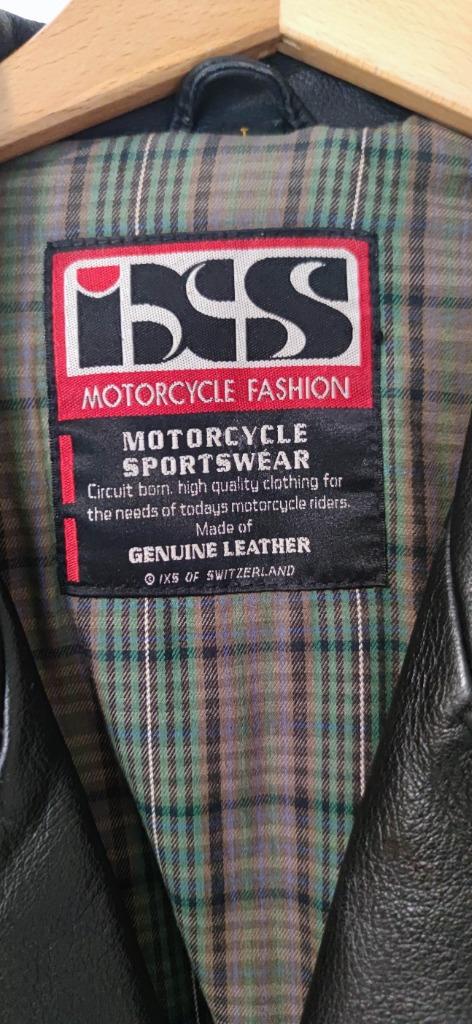 Кожанная куртка мотоциклетная ixs szfajcarska, фото 7