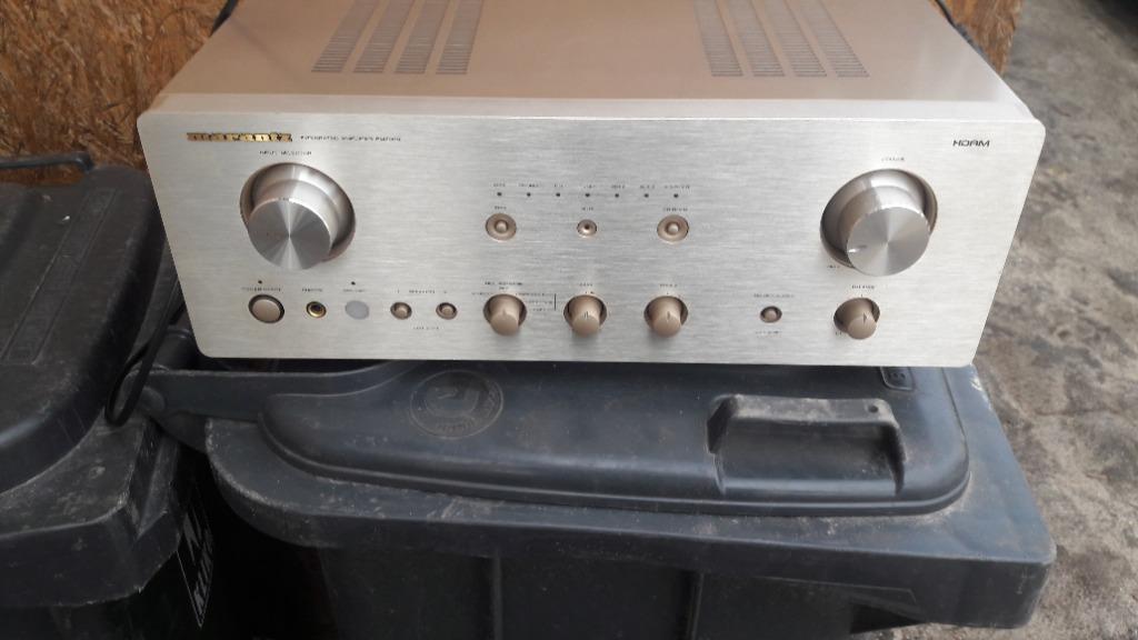 Marantz Pm 7000 Wysokiej Klasy Wzmacniacz Stereo 8397465717 Oficjalne Archiwum Allegro