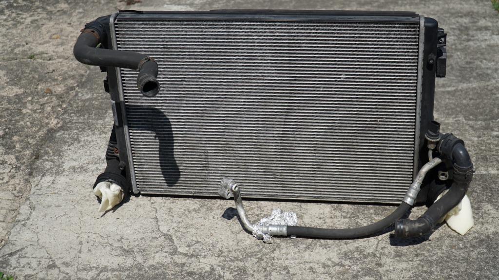 радиатор a3 8p 20 tfsi гольф octavia леон