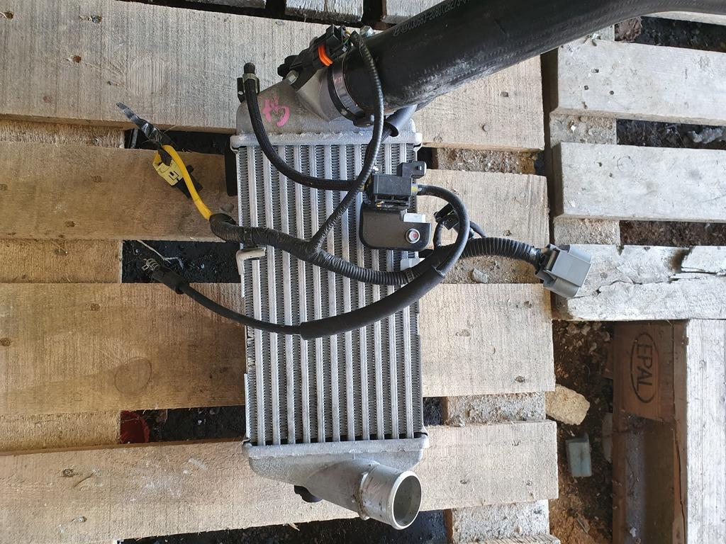 28270-04610 kia радиатор воздуха промежуточное