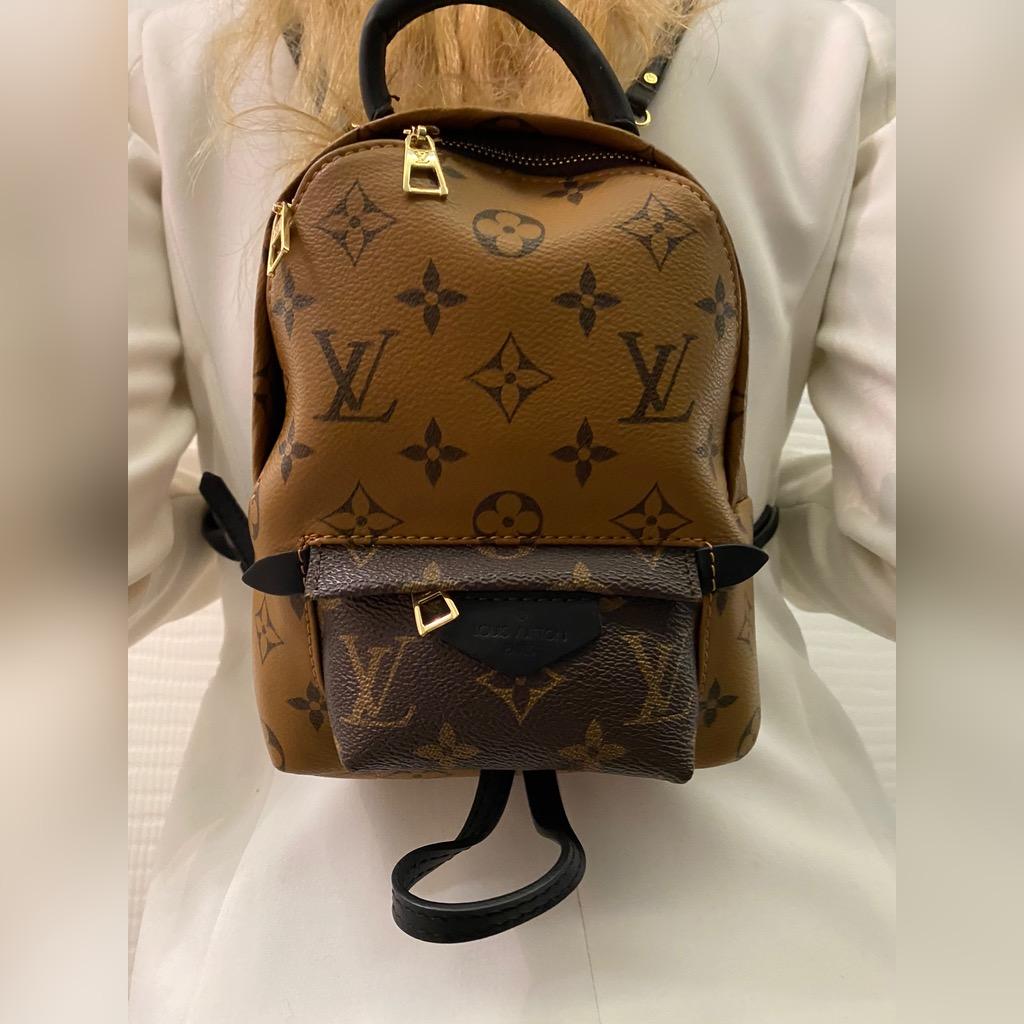 Louis Vuitton Torebka Plecak 100 Skora Kup Teraz Za 780 00 Zl Boleslawiec Allegro Lokalnie