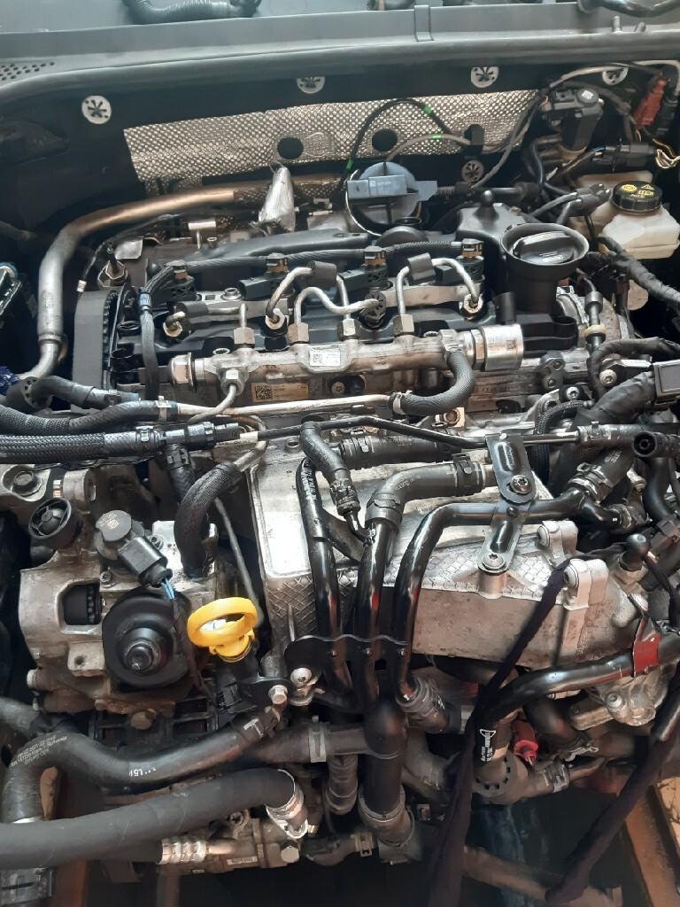 ДВИГАТЕЛЬ VW 2.0 150KM CR
