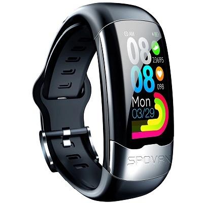 Nowosc Smartwatch Opaska Medyczna Holter Ekg Kup Teraz Za 200 00 Zl Krakow Allegro Lokalnie