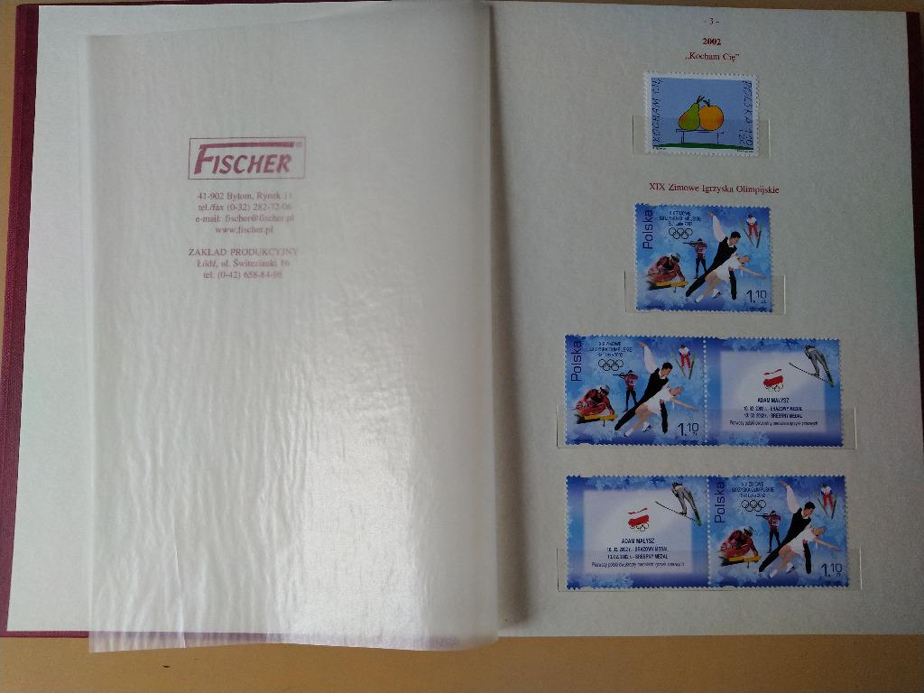 NOWY FISCHER JUBIL. 2002-2003** tom XXIV-kompletny