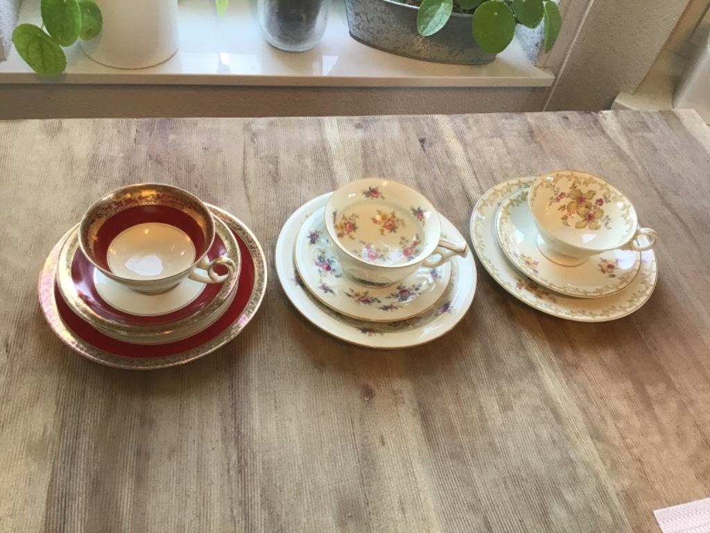 3 x zestawy śniadaniowe